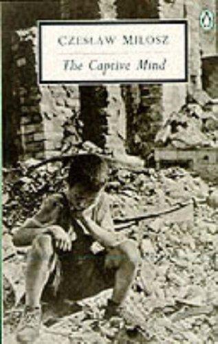 9780140189278: The Captive Mind (Penguin Twentieth Century Classics)