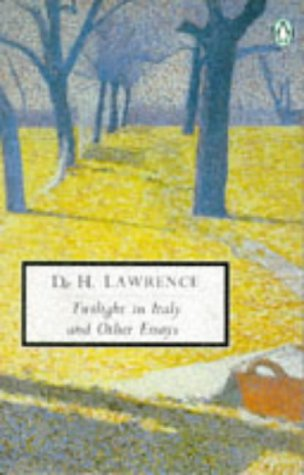 9780140189940: Twilight in Italy: Cambridge Lawrence Edition (Penguin Twentieth-Century Classics)