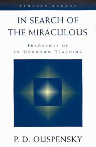9780140190304: In Search of the Miraculous: Fragments of an Unknown Teaching