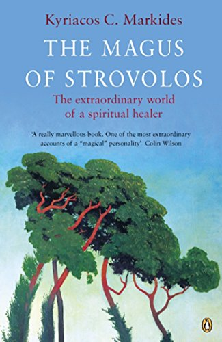 9780140190342: The Magus of Strovolos: The Extraordinary World of a Spiritual Healer