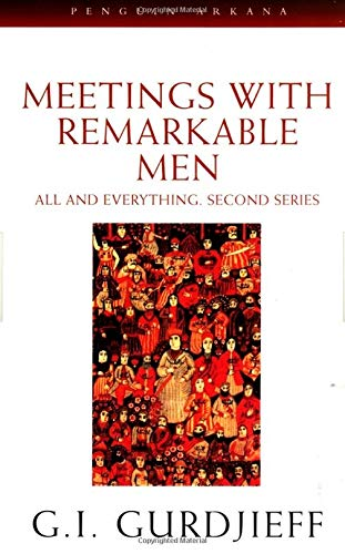 9780140190373: Meetings with Remarkable Men: All and everything. 2nd Series