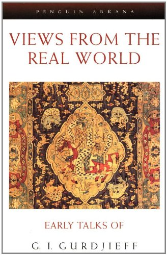 9780140190649: Views from the Real World: Early Talks as Recollected by His Pupils (Arkana)