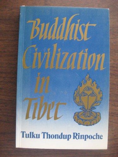 9780140190830: Buddhist Civilization in Tibet (Buddhayana Series)