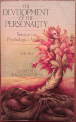 9780140190861: The Development of the Personality: Seminars in Psychological Astrology Volume 1