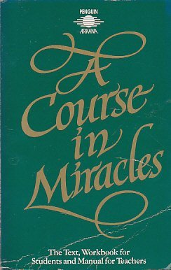 9780140190885: A Course in Miracles: Text, Workbook for Students and Manual for Teachers