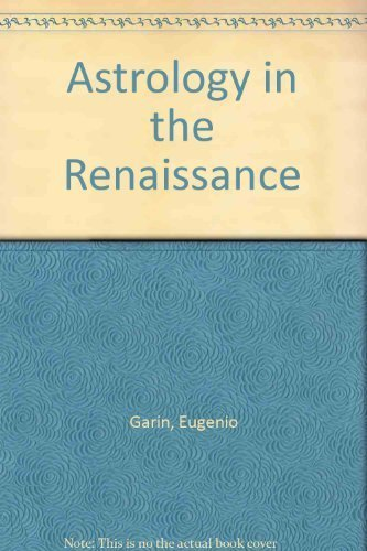 9780140191486: Astrology in the Renaissance: The Zodiac of Life