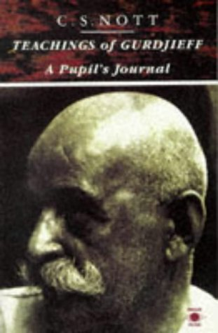 9780140191561: Teachings of Gurdjieff: A Pupil's Journal (Arkana)