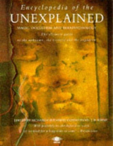 ENCYCLOPEDIA OF THE UNEXPLAINED: Cavendish, Richard