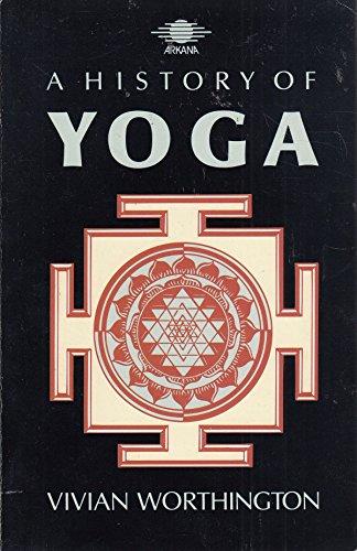 9780140191981: A History of Yoga (Arkana)