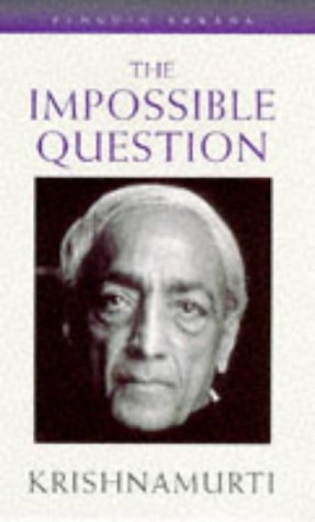 9780140192421: The Impossible Question (Arkana)