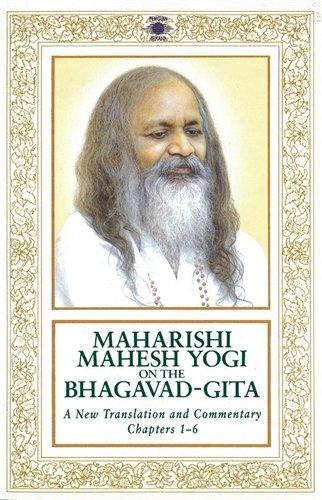 9780140192476: Maharishi Mahesh Yogi on the Bhagavad-Gita: A New Translation and Commentary with Sanskrit Text (Chapters 1-6) (Arkana)
