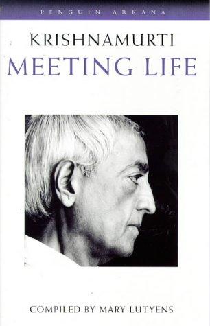9780140193138: Meeting Life (Arkana)