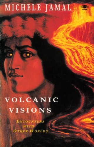 9780140193176: Volcanic Visions: Encounters with Other Worlds (Arkana)