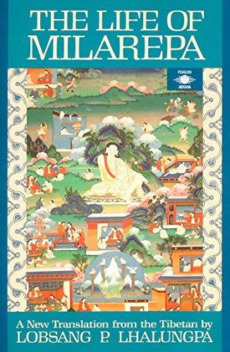 9780140193503: The Life of Milarepa: A New Translation from the Tibetan (Compass)