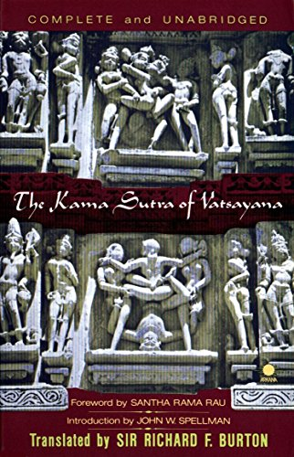 THE KAMA SUTRA OF VATSAYANA The Classic Hindu Treatise on Love and Social Conduct