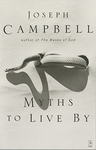 9780140194616: Myths to Live by (Compass)