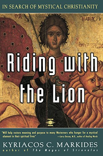 9780140194814: Riding With the Lion: In Search of Mystical Christianity