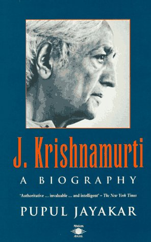 9780140195194: J.Krishnamurti: A Biography (Arkana)