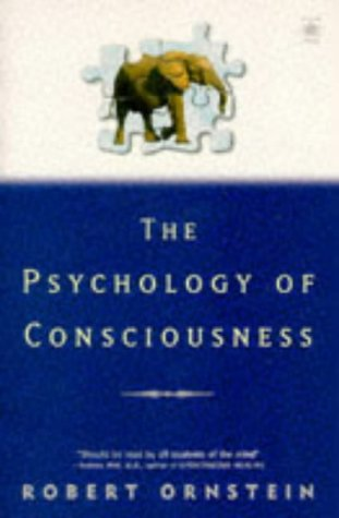 9780140195200: The Psychology of Consciousness (Arkana)