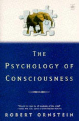 9780140195200: The Psychology of Consciousness (Arkana)