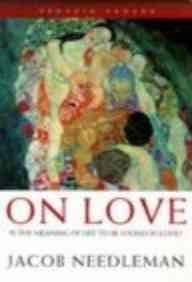 On Love (Arkana): Jacob Needleman