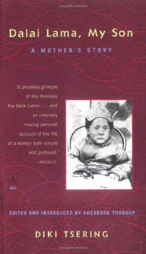 9780140196269: Dalai Lama, My Son: A Mother's Story (Compass Books)