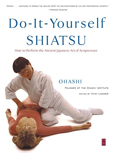 9780140196320: Do-It-Yourself Shiatsu: How to Perform the Ancient Japanese Art of Acupressure