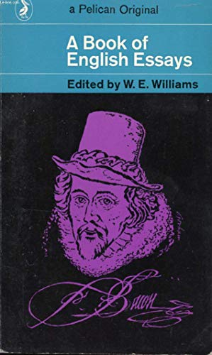 A Book of English Essays (Pelican)