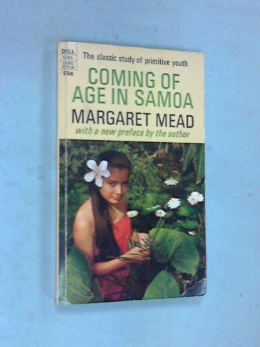 a review of margaret meads coming of age in samoa Coming of age in samoa a psychological study of primitive youth for western civilisation by margaret mead on sale: 02/20/2001 price: $1499.