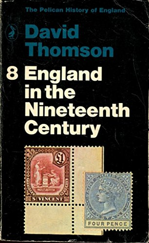 9780140201970: England in the 19th Century (Pelican History of England)