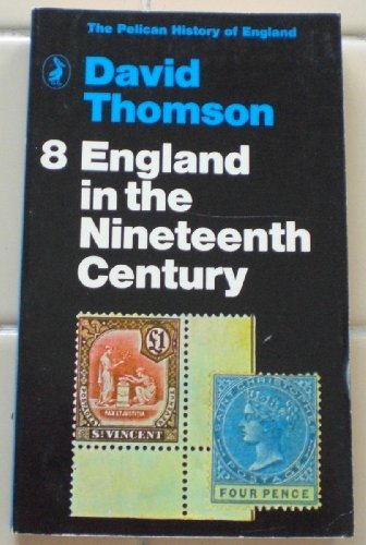 ENGLAND IN THE NINETEENTH CENTURY 1815 - 1914