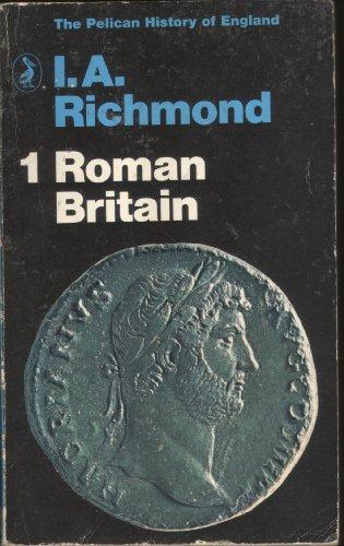 9780140203158: Roman Britain (Pelican History of England)