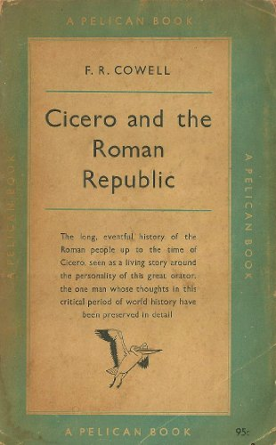 9780140203202: Cicero and the Roman Republic (Pelican books)