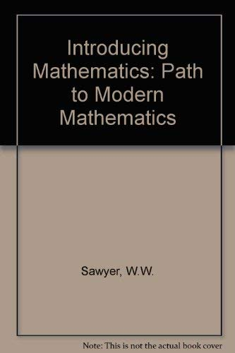 9780140203271: Introducing Mathematics: Path to Modern Mathematics v. 4