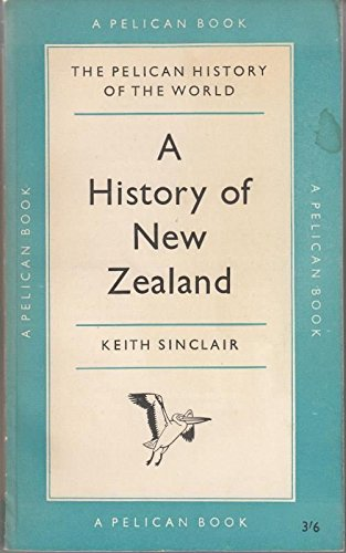9780140203448: A History of New Zealand (A pelican original)