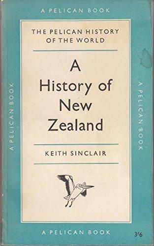 9780140203448: A History of New Zealand (A pelican original)