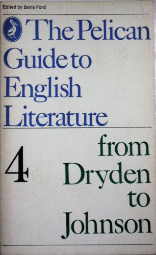 9780140203790: From Dryden to Johnson (Pelican Guide to English Literature)