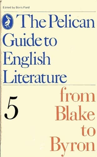 The Pelican Guide to English Literature: From