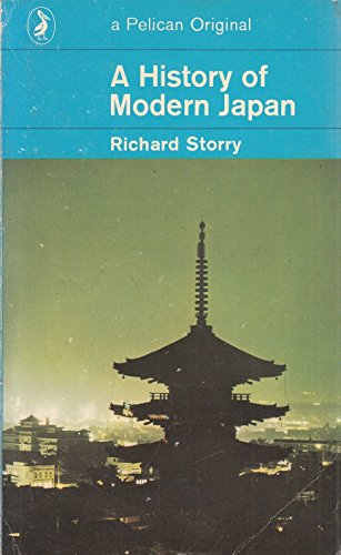 9780140204759: A History of Modern Japan (Pelican)