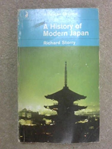 9780140204759: A History of Modern Japan (Pelican)