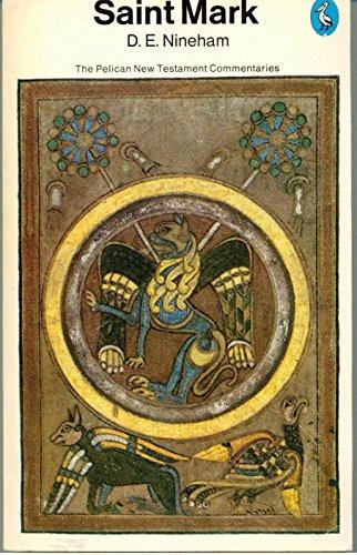 9780140204896: Saint Mark (Pelican Gospel Commentary)