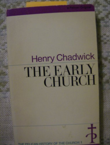 9780140205022: The Early Church : Volume 1 (Hist of the Church)