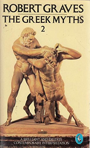 9780140205091: The Greek Myths: v. 2 (Pelican)