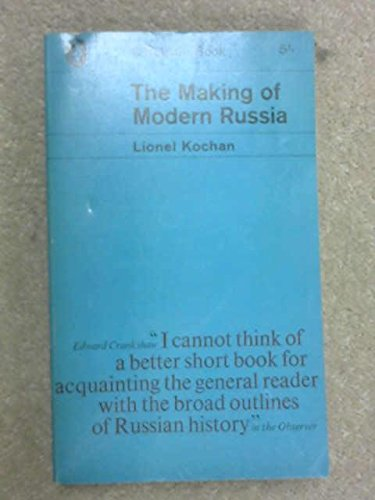9780140205299: The Making of Modern Russia (Pelican)