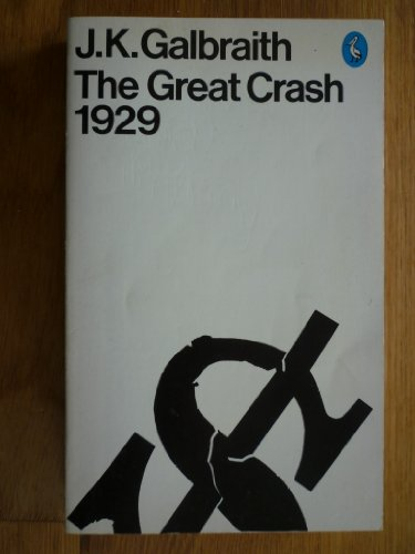 9780140205404: The Great Crash, 1929 (Pelican)