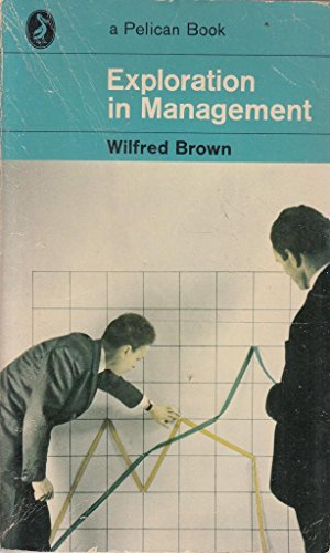 9780140205435: Exploration in Management