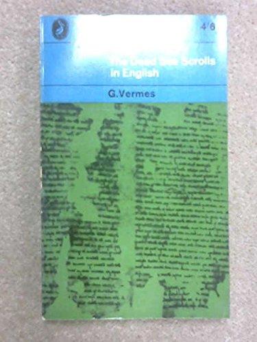9780140205510: The Dead Sea Scrolls in English (Pelican S.)