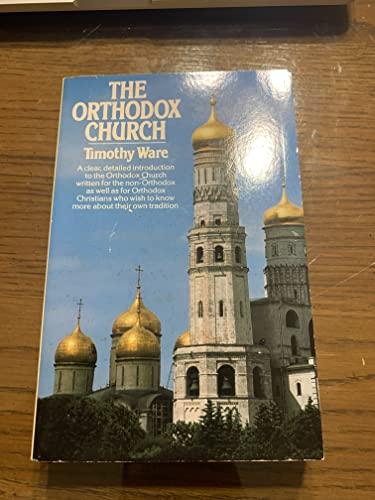 9780140205923: The Orthodox Church (Pelican)