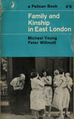 9780140205954: Family and Kinship in East London (Pelican)
