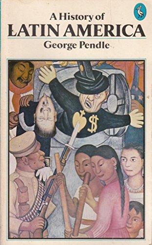 9780140206203: A History of Latin America (Pelican)